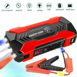 Car Jump Starter, 20000mAh Portable Charger Power Bank with