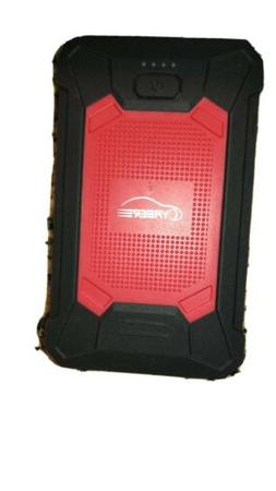 Car Jump Starter, 12000mAh Portable Charger. With Carrying C