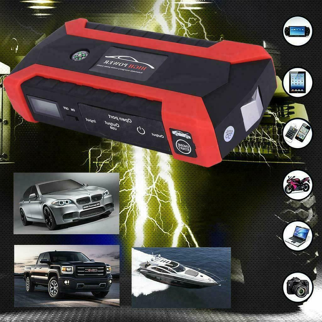 Car Peak Portable with Flash Light