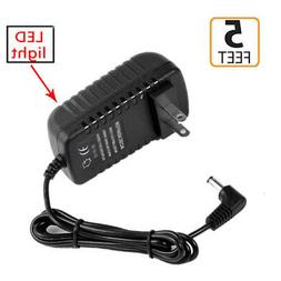 Wall Charger Adapter For HALO BOLT 58830 AC DC Portable Car